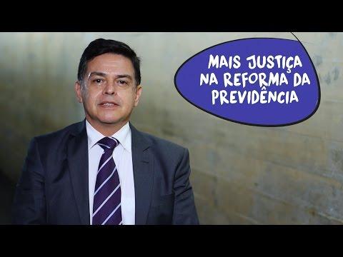 Eduardo Barbosa: mais justiça na reforma da Previdência