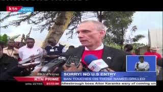 NO US ENTRY: Corrupt Kenyan leaders banned from setting foot in US