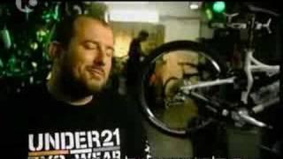 מתוך תכנית הכרישים (ערוץ 10)- אופניים מתקפלים