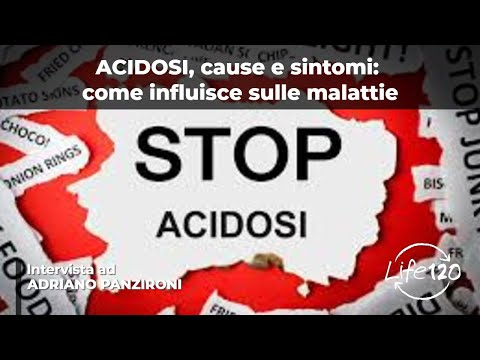 l'acidosi è la causa di molte malattie: ecco le cause e i sintomi
