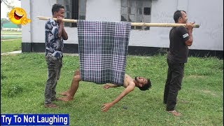 Must Watch New Funny Comedy Videos 2019 / Episode 13 / FM TV
