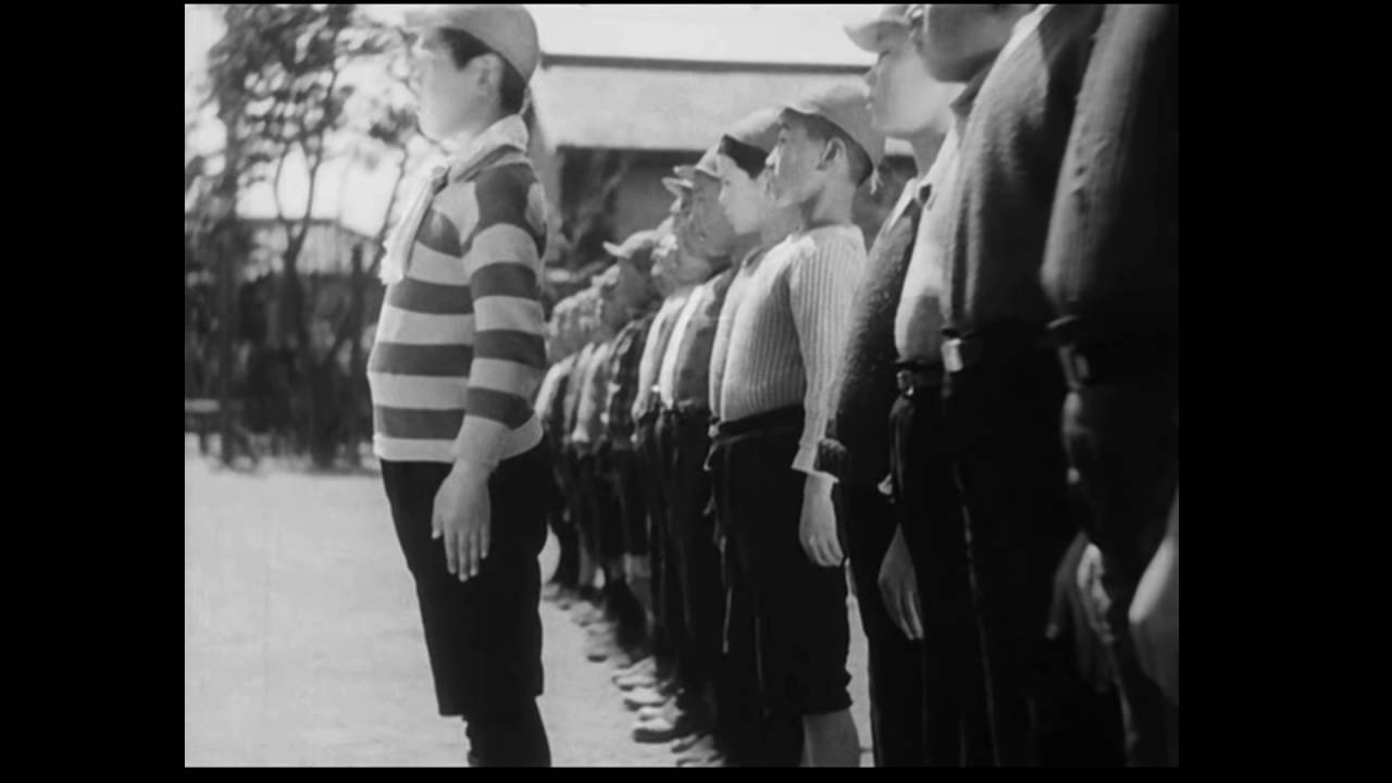 Ciné-concert Ozu's 'Gosses de Tokyo'