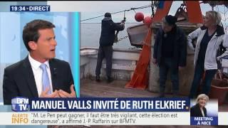 Video Manuel Valls face à Ruth Elkrief MP3, 3GP, MP4, WEBM, AVI, FLV September 2017