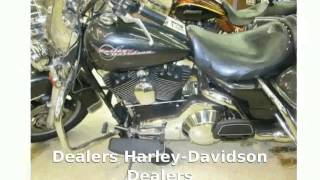 3. 2006 Harley-Davidson Road King Base Features & Walkaround