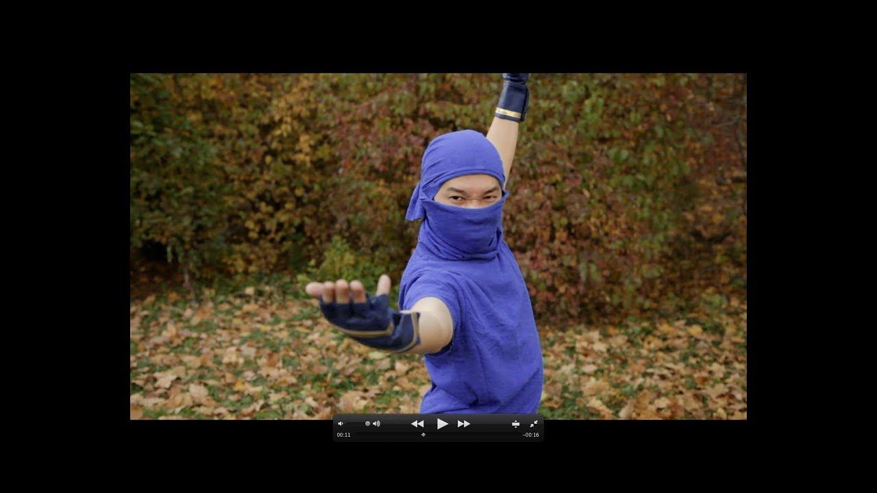Ghetto Ninjas