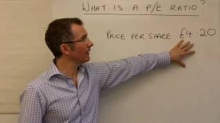 Guía del principiante sobre ratios (relación entre precio y ganancias)