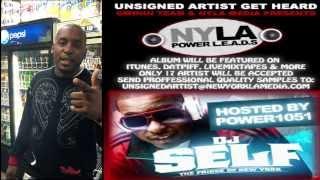 Power 1051 DJ Self Unsigned Artist Mixtape