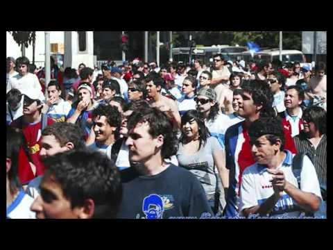 Barra Brava Los Cruzados Universidad Católica 1/2 - Los Cruzados - Universidad Católica