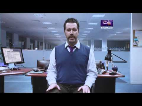 Cadbury Dairy Milk - Office