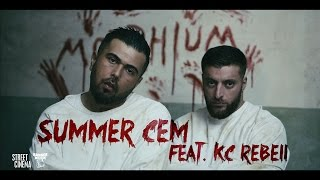 Summer Cem feat. KC Rebell ►  MORPHIUM ◄ [ official Video ] prod. by Cubeatz