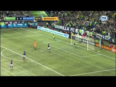 Watch: Seattle Sounders shows passing is beautiful.