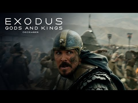 Exodus: Gods and Kings (TV Spot 'Gods and Kings Collide')