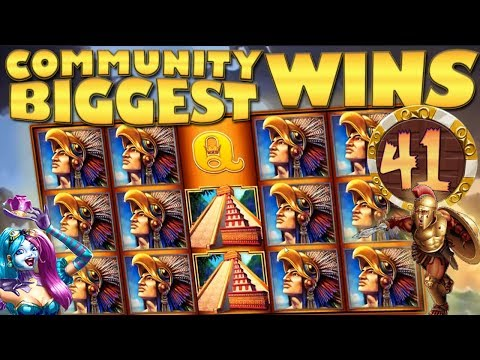 CasinoGrounds Community Biggest Wins #41