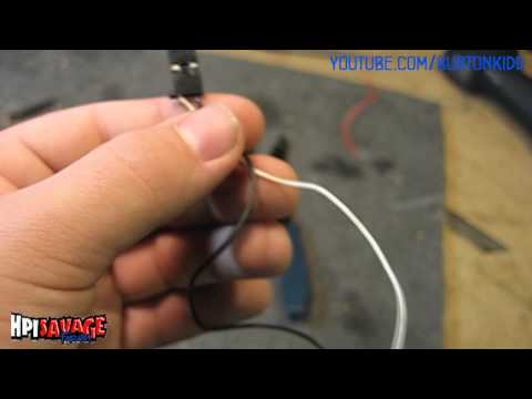 How To Make A Bind Plug For Your 2.4Ghz Receiver
