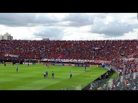 Olimpia vs Cerro 2-1 05.11.2017 Hinchada del Ciclón azulgrana - La Plaza y Comando - Cerro Porteño