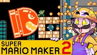 Video Die beliebtesten Level! | SUPER MARIO MAKER 2 MP3, 3GP, MP4, WEBM, AVI, FLV September 2019