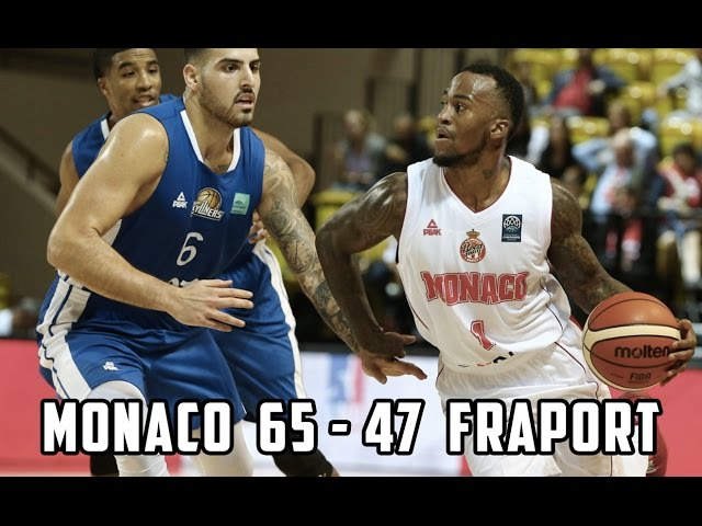 BCL — Monaco 65 - 47 Fraport Skyliners — Highlights
