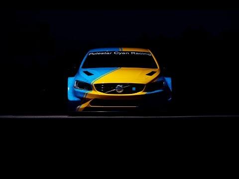 Αποκάλυψη για το Volvo S60 Polestar Art Car WTCC