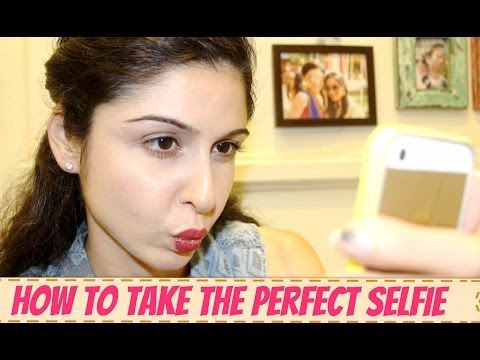 How to take the perfect selfie + Follow Spree & GIVEAWAY!