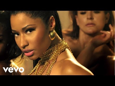 "Nicki Minaj Anaconda"" Set New 24 Hour Viewership Record on VEVO"