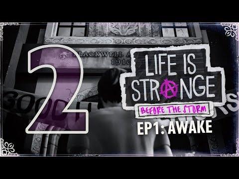 Life is Strange: Before the Storm │ Awake [#2] Nevím kdo je větší osina v...