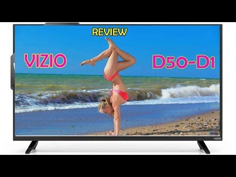 ▻▻VIZIO D50-D1 50-Inch 1080p Smart LED TV 2016 Model Review◅◅