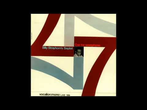 Billy Strayhorn's Septet ‎– Cue For Saxophone