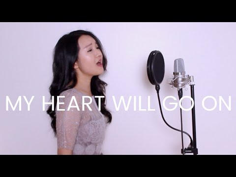 """Céline Dion  """"My Heart Will Go On"""" Cover by Grace Lee Music"""