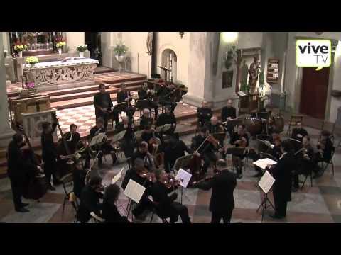 Concerto per Violino e Orchestra Op. 61 di Ludwig van Beethoven - Direttore, Riccardo Favero.