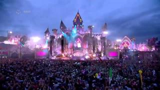 David Guetta - Clap your hands (nursery rhyme edit) @ Tomorrowland 2015