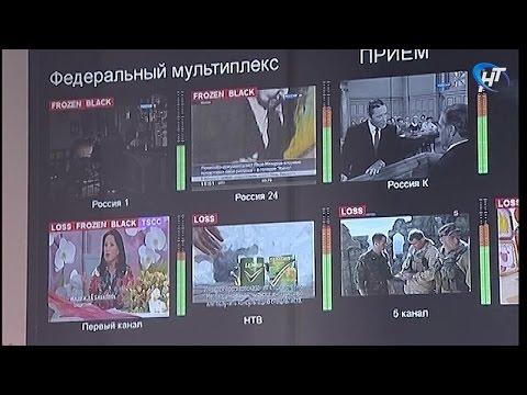 В Правительстве области обсудили реализацию программы развития цифрового телерадиовещания