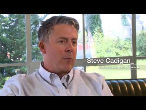 Steve Cadigan talks about how he helped LinkedIn grow from 400 to 4,000 employees