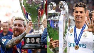 Video 7 Diferencias entre Messi y Cristiano Ronaldo que los hacen únicos MP3, 3GP, MP4, WEBM, AVI, FLV Oktober 2018