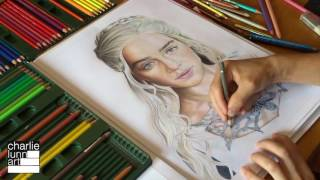 Thank you for checking out my time lapse video of me drawing Game of Thrones character, Daenerys Targaryen! If you have any...