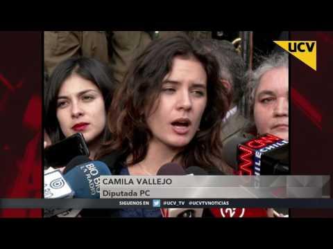 video Un solo formalizado tras invasión de estudiantes en La Moneda y llaman a marchar este jueves