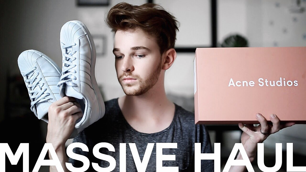 Massive Try-On Haul - Acne Studios, Zara, H&M, Adidas, Urban Outfitters