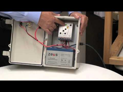 DIY SOLAR POWERED GENERATOR BACK-UP BATTERY FREE POWER FREE ENERGY SYSTEM PART 1