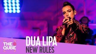 Video Dua Lipa - 'New Rules' (live in the Qube) MP3, 3GP, MP4, WEBM, AVI, FLV Januari 2018