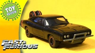 Nonton Fast & Furious 8 Dodge Charger Customizers Vehicle Kit - Toy Review Film Subtitle Indonesia Streaming Movie Download