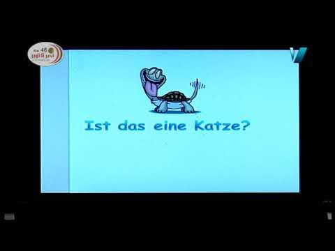 لغات العالم تعلم اللغة الألمانية الدكتور أشرف سمير 04-10-2019