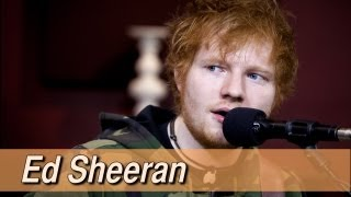 Ed Sheeran Interview & Performance on Kidd Kraddick in the Morning