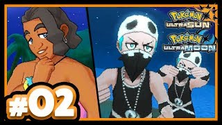 Pokémon Ultra Sun and Moon Playthrough 02 - So Many Changes! by Tyranitar Tube