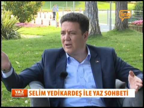 Yaz Sohbeti  -01 Temmuz 2015-  Selim Yedikardeş