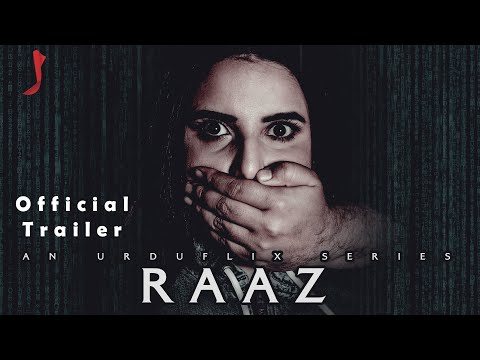 The Raaz By Hareem Shah  Official Trailer  | Urduflix Originals Series 2021