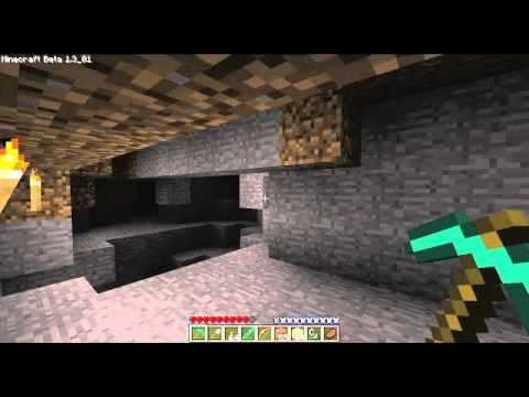 preview-Let\'s Play Minecraft Beta! - 065 - Cave spelunking is back:) (part 2/3) (ctye85)