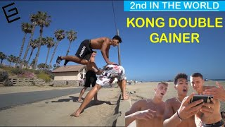 I CAN'T BELIEVE I DID THIS...* KONG DOUBLE GAINER*