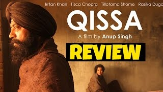 Nonton Qissa Movie Review | Irrfan Khan, Tillotama Shome, Tisca Chopra Film Subtitle Indonesia Streaming Movie Download
