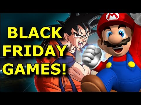 Black Friday 2018 Games Worth The Price! Best Deals For Ps4/Nintendo Switch/Xbox One