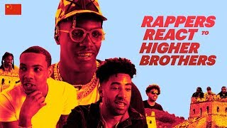 Video Rappers React to Higher Brothers | Migos, Lil Yachty, Playboi Carti, KYLE, & more MP3, 3GP, MP4, WEBM, AVI, FLV Desember 2017