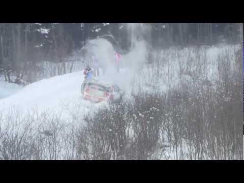 Szwecja: Sordo crash